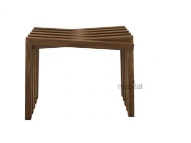 Деревянный стул 10 VAGUES (Ligne Roset)