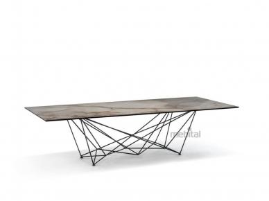 GORDON KERAMIK Cattelan Italia Раскладной стол