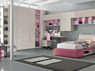 Подростковая мебель TOMMY T01 (Tomasella)