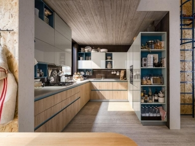 QUICK DESIGN, START-TIME GO Veneta Cucine Итальянская кухня