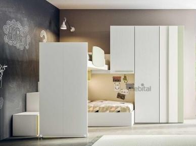 CASTELPONTE WHEELS Clever Мебель для школьников