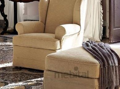 Celeste1 Ditre Italia Итальянское кресло