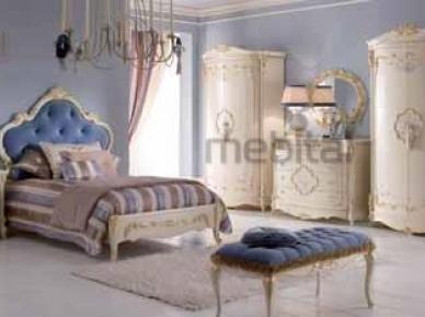 Comp. 14, Orleans Blue Ghezzani Спальня