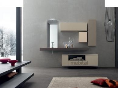 GOYA, COMP. 36 Arcom Мебель для ванной