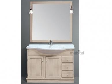 Cecina 120 A Gaia Mobili Мебель для ванной