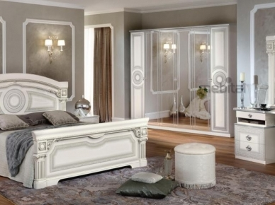 Спальня Aida White Silver (Camelgroup)