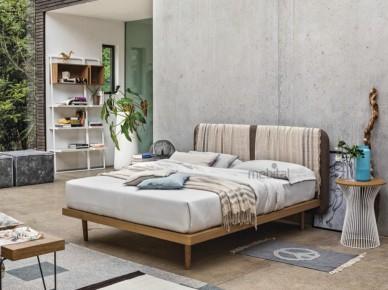 Мягкая кровать Plaid (Tomasella)