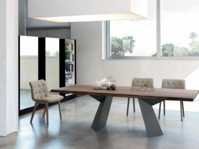 FIANDRE Bontempi Casa Нераскладной стол