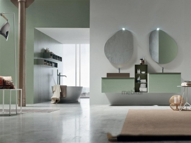 SOUL, COMP. 14 Arcom Мебель для ванной