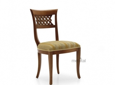 Деревянный стул Svevo 0287S (Seven Sedie)