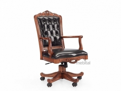 Ursula 0476P Seven Sedie Офисное кресло