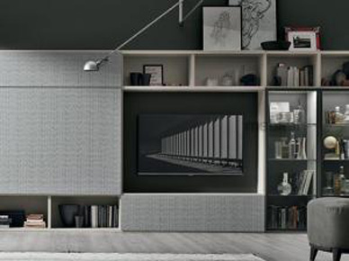 А051 Gruppo Tomasella Книжный шкаф