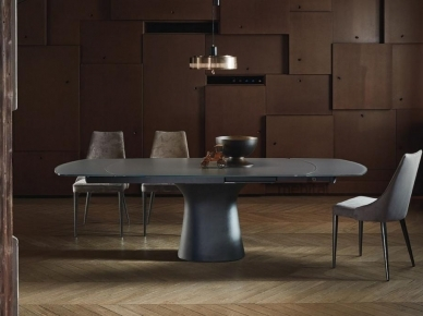 Раскладной стол PODIUM (Bontempi Casa)