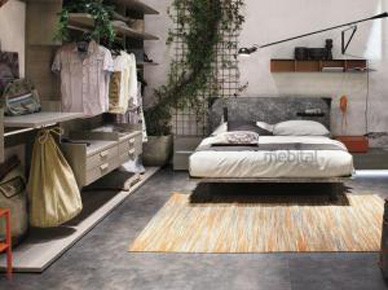 TASCA Gruppo Tomasella Мягкая кровать