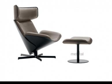 Итальянское кресло Almora (B&B Italia)