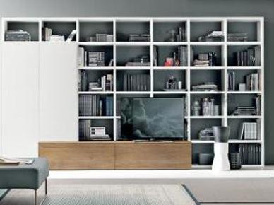 А087 Gruppo Tomasella Книжный шкаф