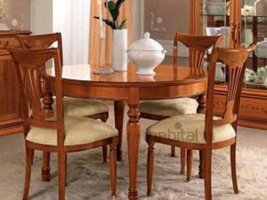 Итальянская гостиная SIENA стол+4 стула (обеденная группа) (Camelgroup)