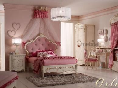 Comp. 12, Orleans Rosa Ghezzani Спальня
