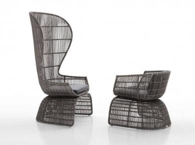 Crinoline B&B Italia Мебель для улиц