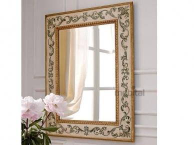 1105 Зеркало с декором Andrea Fanfani Зеркало