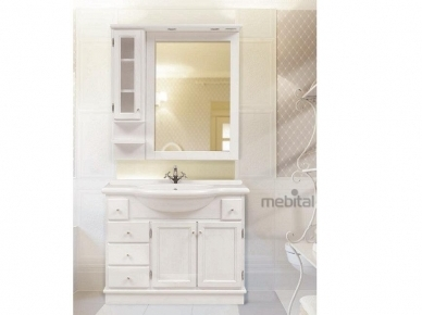Firenze 105 C Gaia Mobili Мебель для ванной
