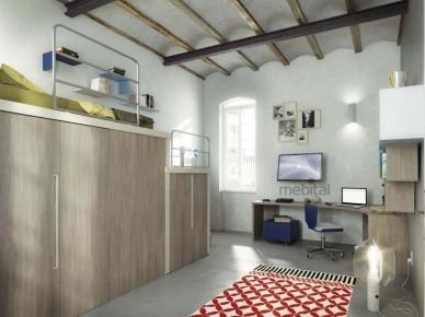 TIRAMOLLA COMP 901 TUMIDEI Мебель для школьников