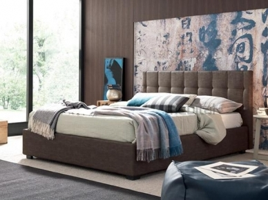 Мягкая кровать Milly (SMA)