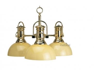 Urania Art. 72 SO/3L Caroti Потолочная лампа