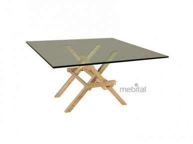 Leonardo 5709/F Morelato Нераскладной стол