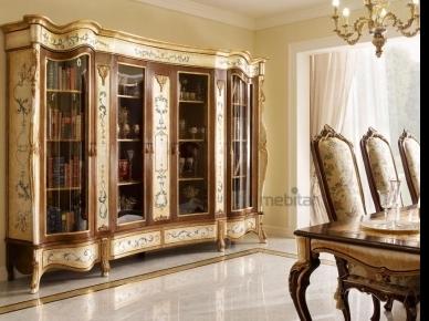 2052 Книжный шкаф (L31) Andrea Fanfani Итальянский кабинет