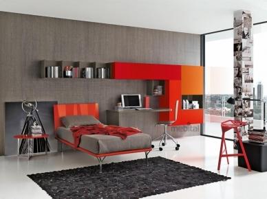 Подростковая мебель TOMMY T02 (Tomasella)