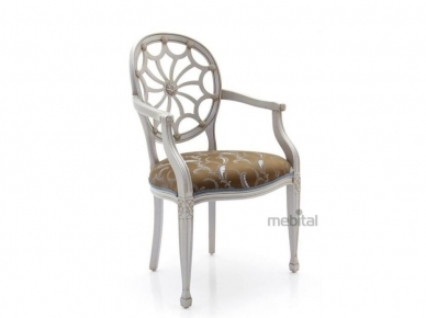 Sole 0706A Seven Sedie Итальянское кресло