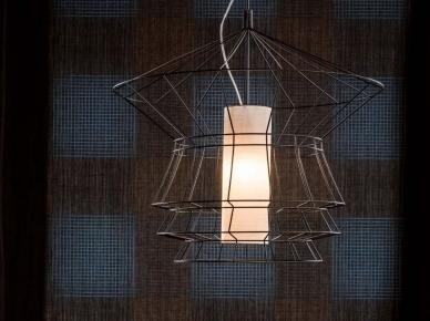 ZEPPELIN Cattelan Italia Потолочная лампа