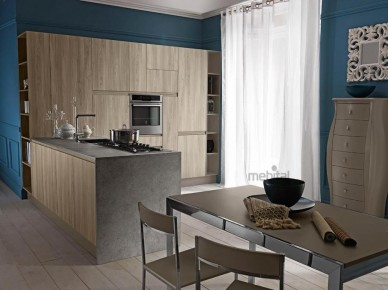 Итальянская кухня LINE, TERMOSTRUTTURATO NORDIC (Astra)