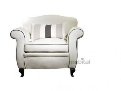 Итальянское кресло Cecilia (Softhouse)