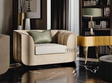Итальянское кресло COBALTO (Valderamobili)
