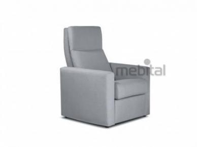 Итальянское кресло NIRVANA (Doimo Salotti)