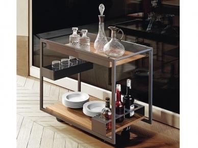MOJITO WOOD Cattelan Italia Сервировочный столик