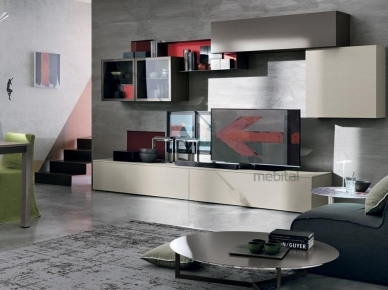 Atlante A008 Tomasella ТВ-стойка