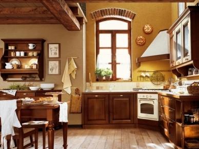 TRADIZIONE, VERDIANA Veneta Cucine Итальянская кухня