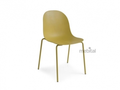 Academy, CB/1663 Connubia Calligaris Металлический стул