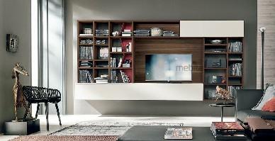 А092 Gruppo Tomasella Книжный шкаф