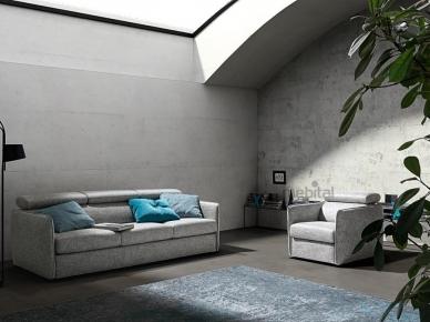 Итальянский диван TRICK (Samoa)