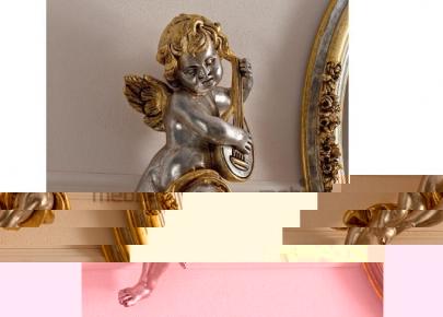 Декор и аксессуары 1536 Ангел с флейтой (L05) (Andrea Fanfani)