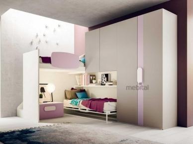 CASTELPONTE CORNER Clever Мебель для школьников