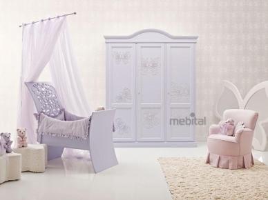 Bebe, 8 HB Halley Мебель для новорожденных