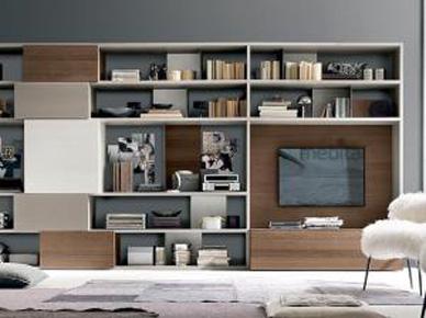 А089 Gruppo Tomasella Книжный шкаф