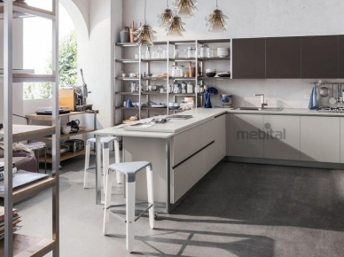 QUICK DESIGN, START-TIME J Veneta Cucine Итальянская кухня