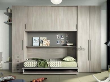 TIRAMOLLA COMP 954 TUMIDEI Трансформируемая мебель