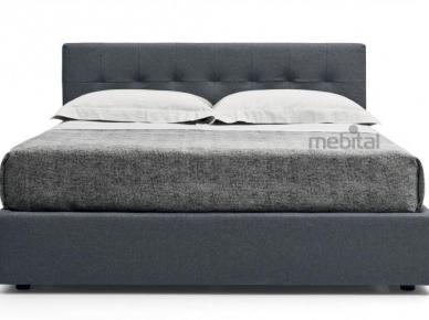 Мягкая кровать Colette (Novamobili)
